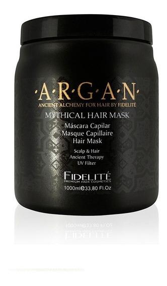 Mythical Mascara Capilar Argan X1000gr. Fidelite