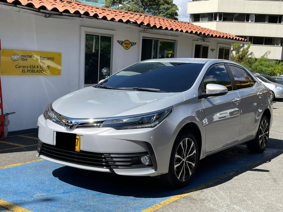 Toyota Corolla Seg Tp 1800