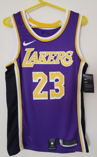Camiseta Los Angeles Lakers Lebron James Original