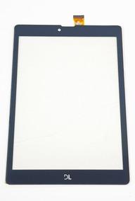 Tela Vidro Touch Tablet Tab Fácil Dl Tx385bra Tx389 Lt 648