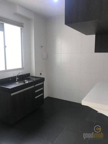 Apartamento Com 2 Dormitórios Para Alugar, 50 M² Por R$ 800/mês - Alto Da Boa Vista - Sorocaba/sp - Ap0036