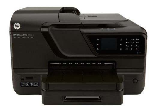 Impressora Hp Officejet Pro 8600 - N911a P/ Retirar Peças