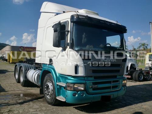 Scania P-340 6x2 2012