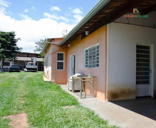Chácara  Araçoiaba  , Barreirinho - Ch0098