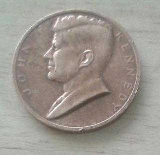 Moneda/medalla Presidencial Estados Unidos - John F. Kennedy