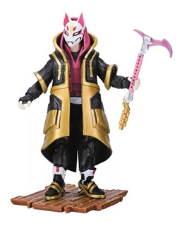 Fortnite Solo Mode Figura Con Accesorios Drift Fnt0012