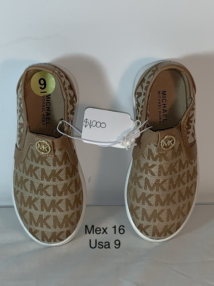 Michael Kors Tenis /sneakers Originales