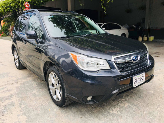Subaru Forester 2.5 I Xsl H4 At 2015