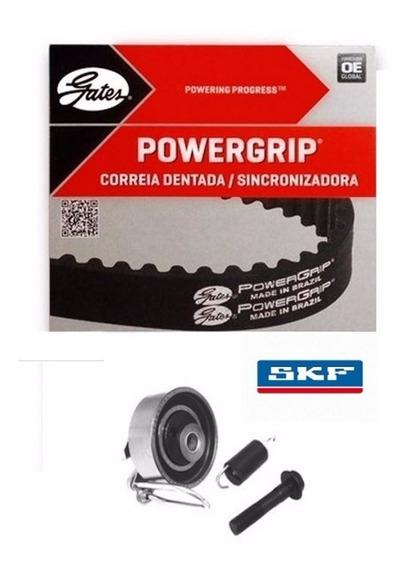 Kit Correia Dentada Gates E Tensor Skf Honda Civic 01/06 1.7