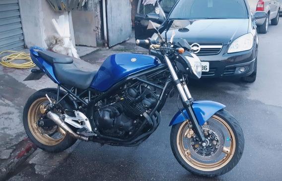 Yamaha Xj600s Diversion 93