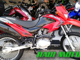 Honda Nxr 125 Es Linda Moto 12x 775 Nc