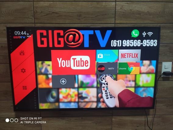 Tv Box Configurada Tanix Tx 3 Mini. 30mil Conteúdos