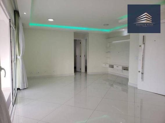 Apartamento Na Vila Rosália, Condomínio Conect Life, 157m², 3 Suíte, 3 Vagas. - Ap0863