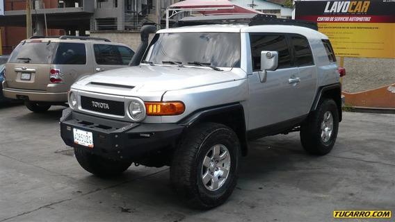 Toyota Fj Cruiser Sport Wagon 4x4