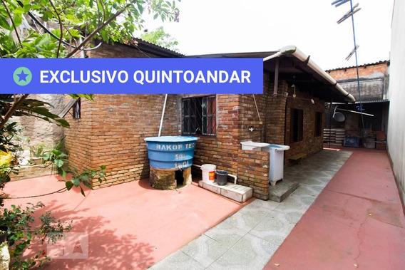 Casa Com 1 Dormitório E 1 Garagem - Id: 892991362 - 291362
