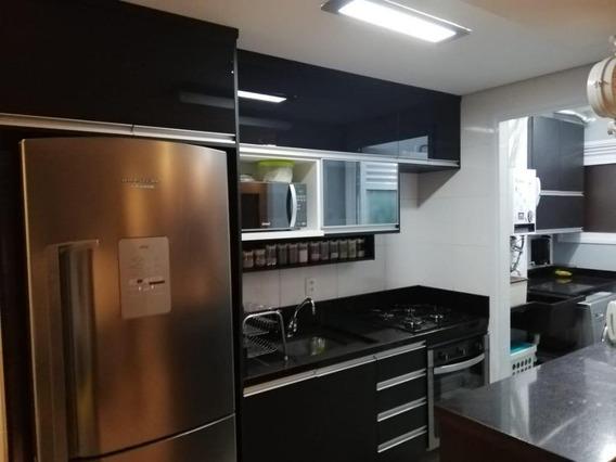 Apartamento Com 1 Dormitório À Venda, 45 M² Por R$ 450.000,00 - Tatuapé - São Paulo/sp - Ap19962