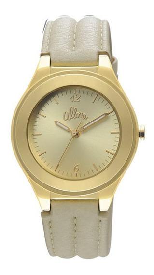 Kit Relógio E Pingentes Feminino Allora Al2035ey/2x Vitrine
