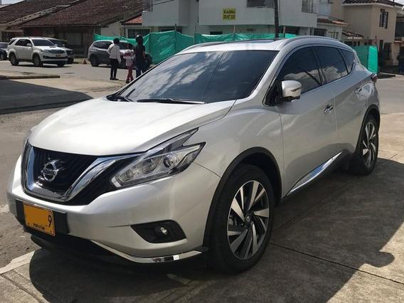 Nissan Murano 4x4 3.500 Cc Aut. Único Dueño