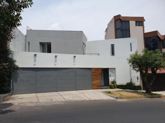 Casa En Venta Fuentes Del Pedregal