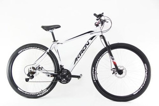 Bicicleta Akron Aro 29 A Disco 21v Alumínio Kit Shimano