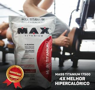 Suplemento Mass Gain Max Titanium
