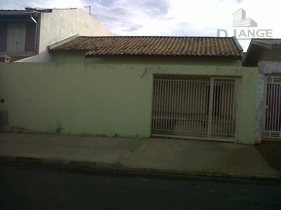 Casa Com 2 Dormitórios,136 M² - Residencial São José - Paulínia/sp - Ca11647