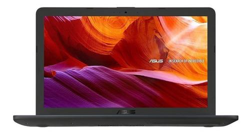 Notebook Asus  N4000 4gb 500gb W10 X543ma-gq956t Vitrine 1