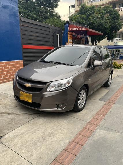 Chevrolet Sail Ltz Hatchback 1400