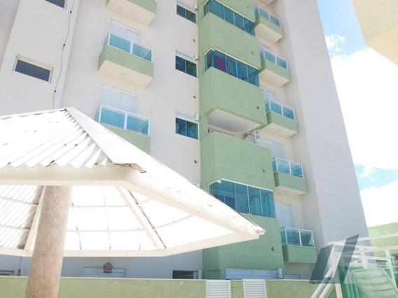 Apartamento Com 3 Dormitórios Sendo 1 Suíte À Venda, 86 M² Por R$ 390.000 - Edificio Nena Moncayo - Sorocaba/sp - Ap1817