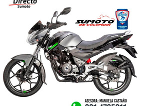 Discover 125 St- R Pro!nueva,0km,crédito Inmediato Medellín!