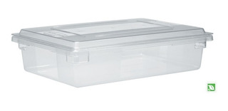 Tapa De Caja De Comida Para 18 In X 26 In Clear