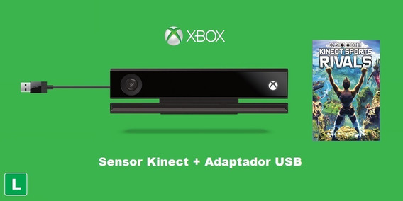 Kinect Xbox One S E Xbox One X + Kinect Sports Rivals