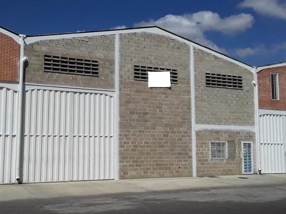 Tucanalinmobiliario Alquila Galpon La Providencia 20-5570 Mv
