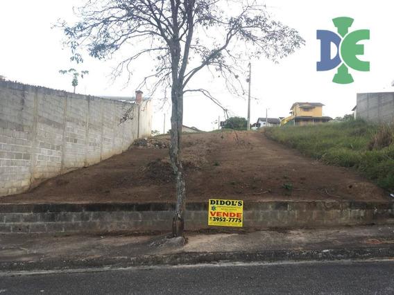 Terreno À Venda, 250 M² Por R$ 140.000 - Jardim Terras De Santa Helena - Jacareí/sp - Te0105