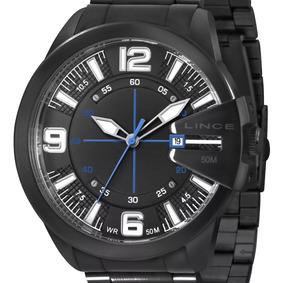 Relógio Lince Masculino Sport Preto Mrn4268s P2px C/ Nota