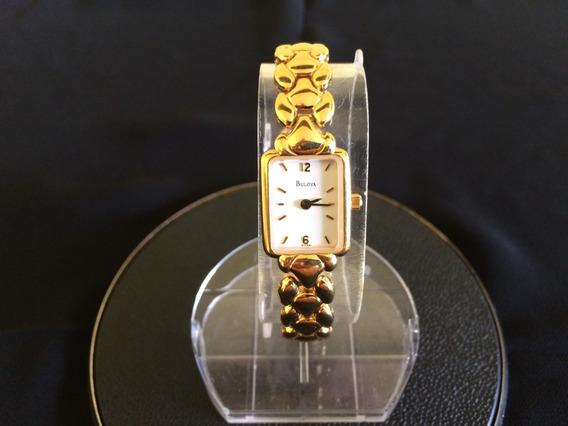 Relógio De Pulso Feminino Bulova T6