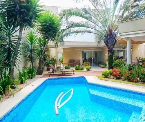 Casa Com 4 Dormitórios À Venda, 368 M² Por R$ 1.900.000 - Parque Residencial Nardini - Americana/sp - Ca0525