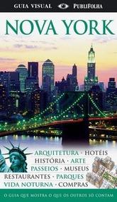 Livro Nova York Guia Visual Publifolha