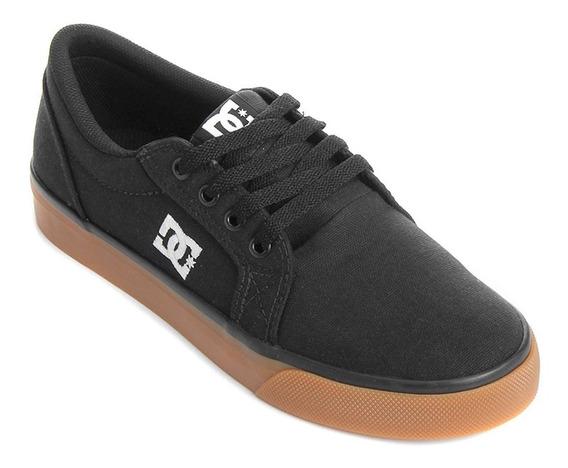 Tênis Dc Shoes Episo Masculino - Preto E Caramelo