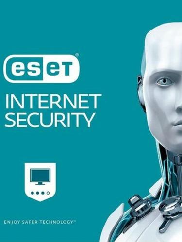 Imagen 1 de 1 de Eset Nod32 Internet Security 1 Año 1 Pc