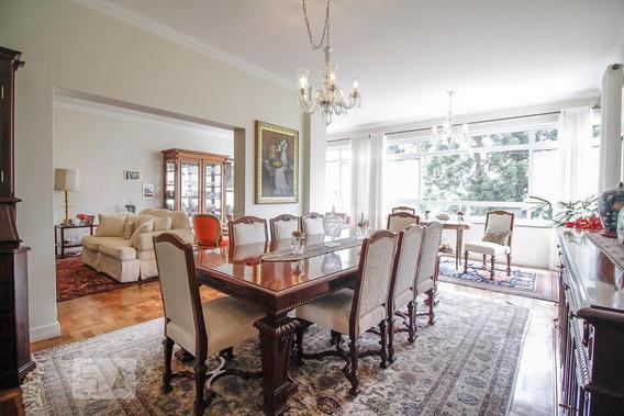 Apartamento Para Aluguel - Consolação, 4 Quartos, 278 - 893043699