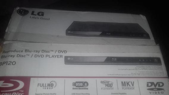 Blue Ray Dvd LG Bp 120