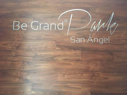 Estrene Hermoso Departamento En Be Grand Park San Angel