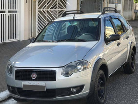 Fiat Palio Weekend 1.4 Trekking Flex 5p 2010