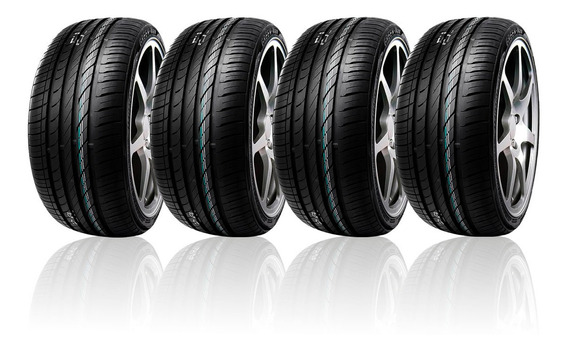 Pneu Aro 18 205/35r18 81h Xl Linglong Green-max Kit 4 Un