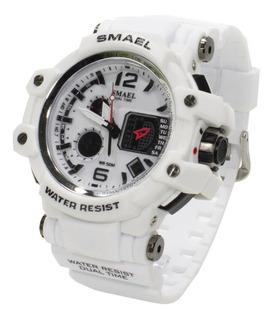 Reloj Analógico Deportivo Para Hombre Smael 1509