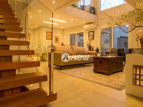 Imagem 1 de 30 de Casa À Venda, 219 M² Por R$ 1.238.203,00 - Rondônia - Novo Hamburgo/rs - Ca2918