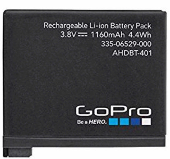 Batería Recargable Gopro Hero 4
