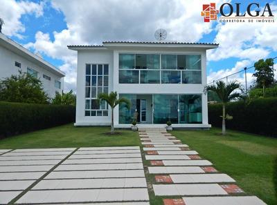Casa De Condomínio Com 5 Dormitórios, 264 M² - Gravatá/pe - Vl0397