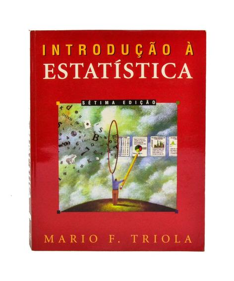 Livro Introdução À Estatística - 7ª Edição